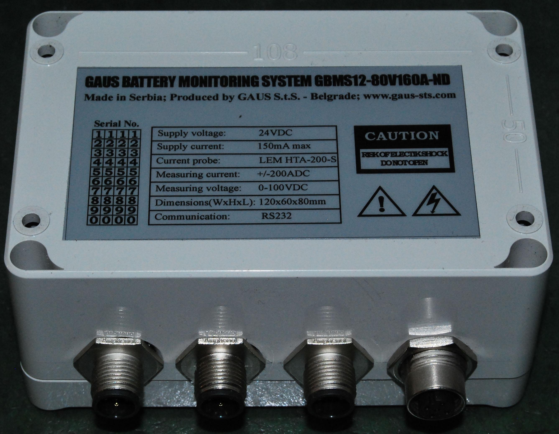 GBMS12-80V160A