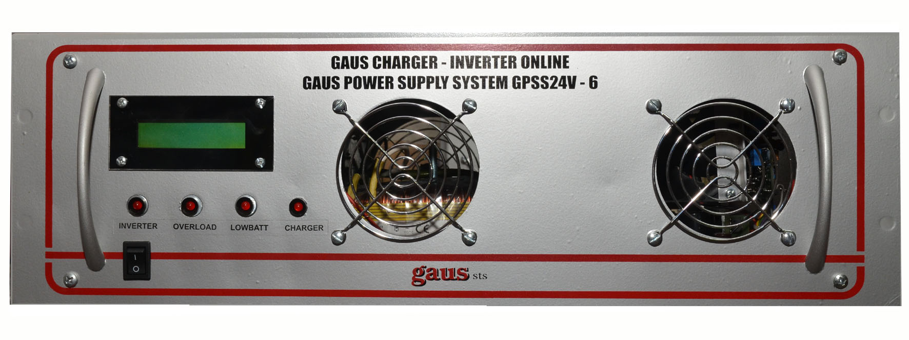 GPSS24V-6_3F100VAC600WCH